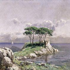 Hoca Ali Rıza () landscape
