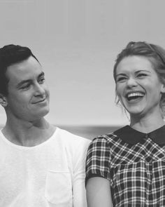 Obsessed with how Ryan is looking at Holland