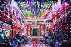 Race Krehel, Entrance to Cyber Town Pt 2, 114.3 x 76.3 cm, Digital work, 2012   https://www.facebook.com/BrushGallery