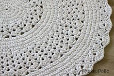 Crochet Doilies, Cool Diy, Cool Stuff, Rugs, Knitting, Diy Ideas, Home Decor, Trapillo, Patterns