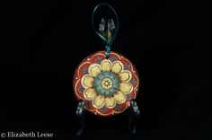 elizabeth Leese///Christmas ornament