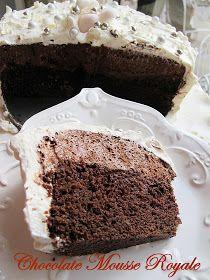 Purple Chocolat Home: Chocolate Mousse Royale