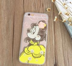 Cute-Disney-Cartoon-3D-Flower-Full-Case-Cover-for-iPhone-6-6S-Plus-C0457