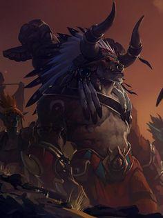 World of warcraft, tauren