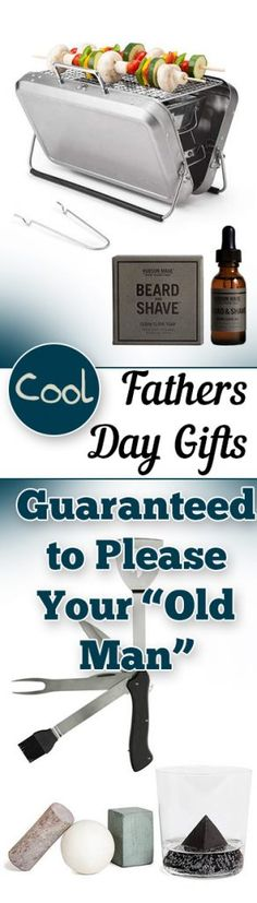 Cool Fathers Day Gifts Guaranteed to Please Your Old Man  Fathers Day Gifts, Gifts for Him, Fathers Day, Fathers Day Gift Ideas, Gifts for Dad, Gift Ideas for Dad, Popular Pin