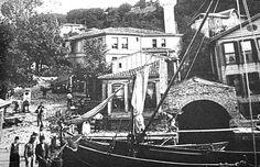 kandilli iskelesi 1920