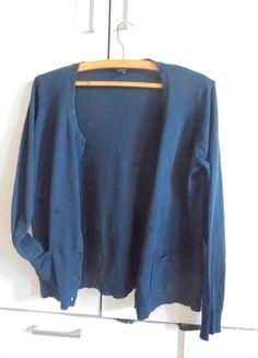 Kup mój przedmiot na #vintedpl http://www.vinted.pl/damska-odziez/dlugie-swetry/9978963-ciemno-granatowy-sweterek-marki-linex
