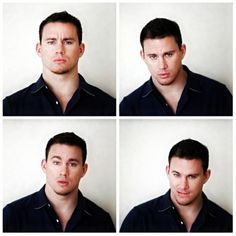 Channing Tatum. He will always be in my top 5. And yes my husband and I each have a top 5. Marilyn Monroe, Magic Mike, Channing Tatum, Hombres Sexy, Celebrity Crush, Celebrity Photos, How To Look Better, Pretty People, Eye Candy