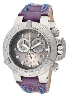Price:$369.00 #watches Invicta 11631, A great design. This is a perfect timepiece for everyday wear. Provides a dressy look with a sport feel.