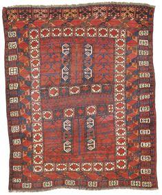 An Ersari Engsi, West Turkestan   lot   Sotheby's