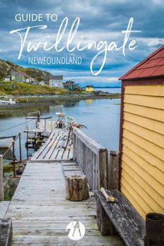 Twillingate is like Newfoundland condensed. Everything you could want in one small area. Use this guide to create your own great Twillingate road trip. via @suitcaseheels