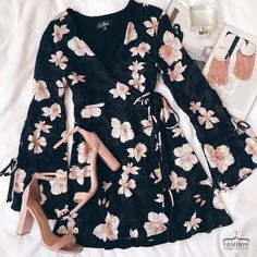 39 Summer Outfit Ideas In 2018 You Should Already Own - Summer Outfits - Summer Dress Outfits Cute Dresses, Casual Dresses, Casual Outfits, Summer Dresses, Mode Outfits, Dress Outfits, Fashion Dresses, Look Fashion, Fashion Tips