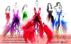 #CouturedeMarie #Ateliercreatievestimentara #partydress #fashiondesign #Custommade #madetomeasure
