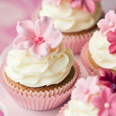 #Pasteles de #Boda con #Cupcakes #HispaBodas