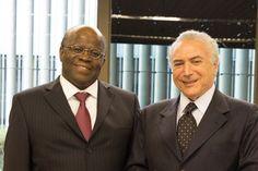Para o presidente Temer, Joaquim Barbosa é um TRAIDOR.