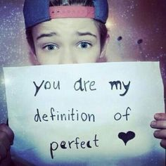 Quote everyone is perfect in there own way