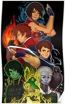 Ninjago Poster By Erraday Products Lego Ninjago Movie Lego