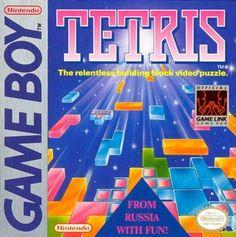 Tetris- released in North America in 1989.
