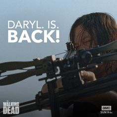 Armed and Dangerous.  Daryl Dixon (Norman Reedus) gets another crossbow, then he heads out to find Carol. #TWD | The Walking Dead Season 7 Episode 10 'New Best Friends' | AMC