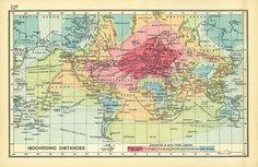 Cartophilia - Time travel | 1843 | The Economist