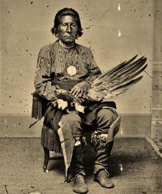 Tarre-ka-wa (aka Bringing Forth Horses) - Pawnee - 1868