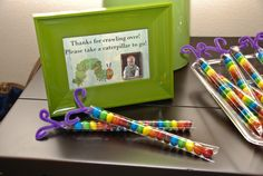 """Photo 1 of 46: The Very Hungry Caterpillar / Birthday """"Anderson's 1st Birthday"""" 