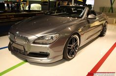 2012 BMW Convertible by AC Schnitzer Unveiled at 2011 Frankfut Auto Show: Live Photos and Specs Bmw 650i, Ac Schnitzer, Live Photos, New Bmw, Future Car, Specs, Convertible, Life