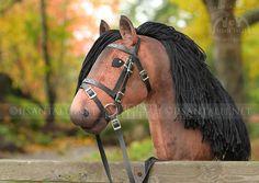 Hobby Horse, Tack, Horses, Club, Diy, Animals, Ideas, Animales, Bricolage