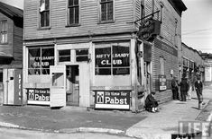 The Nifty & Dandy was on the northeast corner of 14th and Highland. 1938