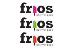 Driskell Creative - Frios Gourmet Pops Logo Design - Branding, Web Design, Web Development