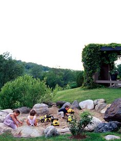 8 Tips for Planning Your Family Backyard from Canadian Family magazine
