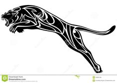 tribal panther - Google Search