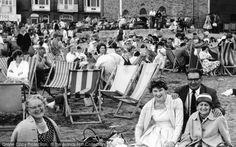 Scarborough, Happy Holidays c.1960