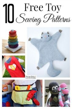 10 free toy sewing patterns for kids sewing hacks, sewing crafts, sewing tutorials, Sewing Toys, Baby Sewing, Sewing Crafts, Sewing Patterns Free, Free Sewing, Kids Patterns, Bear Patterns, Pattern Ideas, Free Pattern