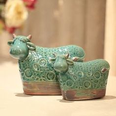 Image result for cow sculpture ceramic