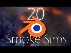 (20) 20 Blender Smoke Simulations/Tests - YouTube