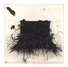 """It is also insane how young she died, how much art she left us with, and how her legacy as an artist has been unduly overshadowed by her more """"popular"""" male peers. Eva Hesse was not only crucial to… Eva Hesse, Action Painting, Painting & Drawing, Drawing Board, Leonardo Drew, 3d Drawings, Collages, Land Art, Abstract Expressionism"""