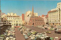 1950 Green Market Square Cape Town.....