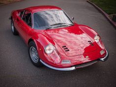Bid for the chance to own a 1971 Ferrari Dino at auction with Bring a Trailer, the home of the best vintage and classic cars online. Car Seat Organizer, Ferrari Scuderia, Ferrari Car, Chevrolet Chevelle, Classic Cars Online, Sexy Cars, Automotive Design, Exotic Cars, Sport Cars