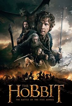 Hobbit: The Battle Of The Five Armies (El Hobbit: La batalla de los cinco ejércitos)