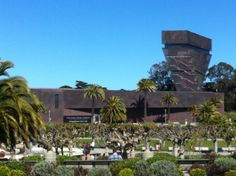 Don't miss the world class art at San Francisco's de Young Museum in Golden Gate Park. #paypalit
