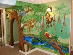 Wallpaper for kid room kids wallpaper kids room design animals jungle wallpaper for room india . wallpaper for kid room