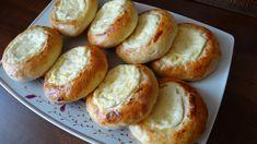 Bułeczki drożdzowe z serem