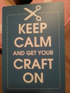 Get your craft on!