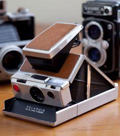 Polaroid SX-70 + 2 pellicules