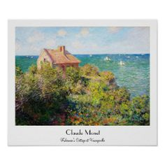 Monet house by the sea