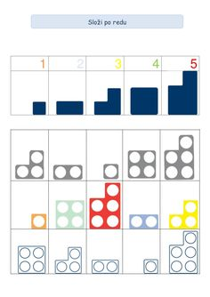 Numicon matematika Numicon Activities, Numeracy, Kindergarten Math Games, Preschool, Math Resources, Mathematics, Worksheets, Bar Chart, Teaching