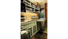Custom Laundry   Crystal Cabinets