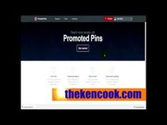 How To Promote Pins on Pinterest | Web Development, Digital Security
