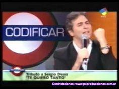 """ROBERTO DANELLI Tributo a Sergio Denis en """"Sin Codificar"""" cont: www.p4pr..."""